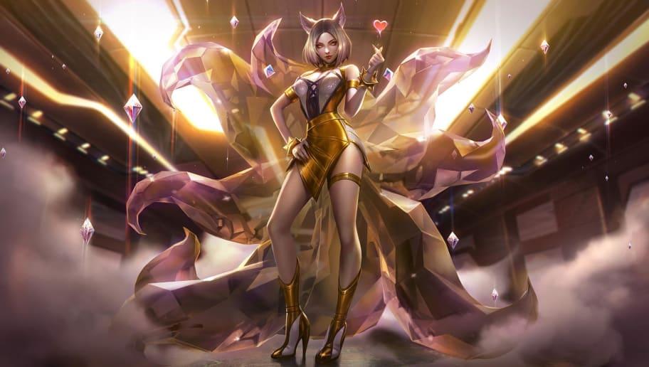 Arclight Brand and Prestige K/DA Ahri Arrive in League of Legends