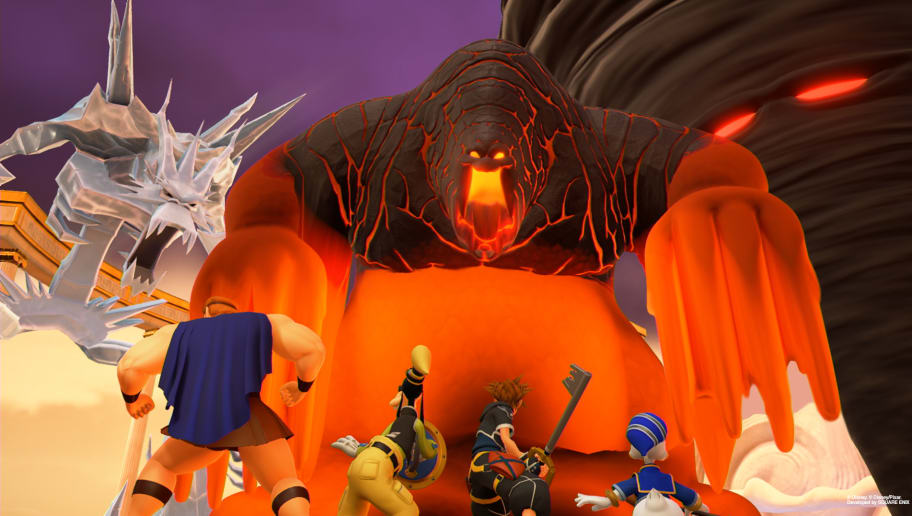 Kingdom Hearts 3 Bosses All Bosses In The Game Dbltap