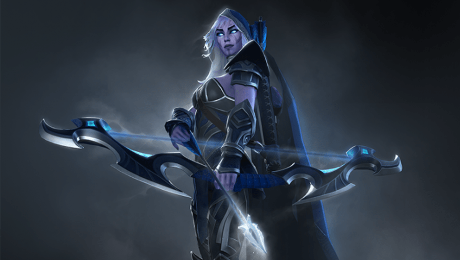 Drow Ranger Remodel Arrives On Dota 2 Live Servers Dbltap
