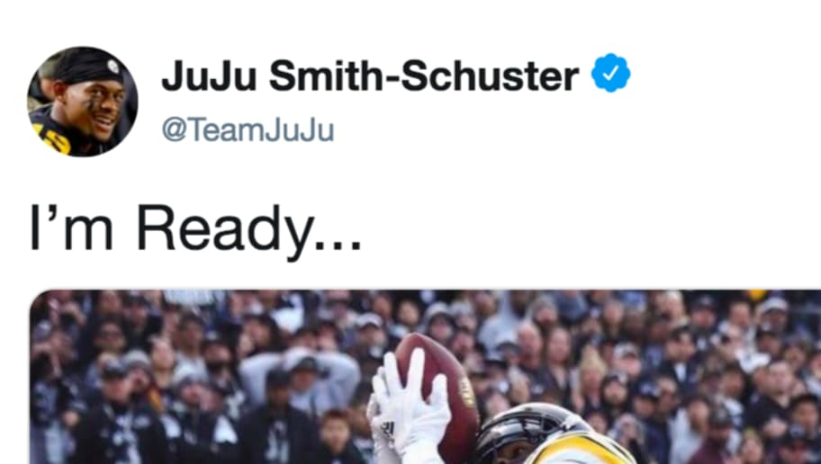 Juju Smith Schuster Appears To Troll Antonio Brown With