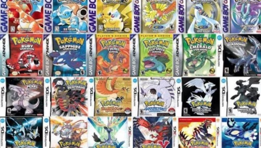 List of Pokémon video games - Wikipedia