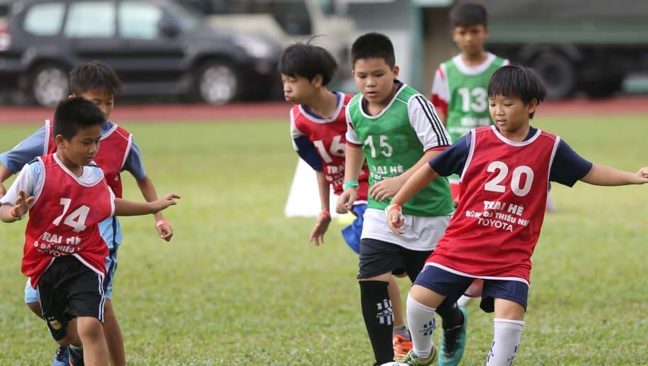 Kết quả hình ảnh cho Top 3 Lò đào tạo bóng đá chuyên nghiệp nhất Việt Nam