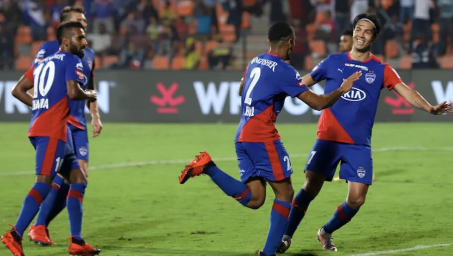 Bengaluru FC Crowned Indian Super League Champions With Late Winner Against FC Goa
