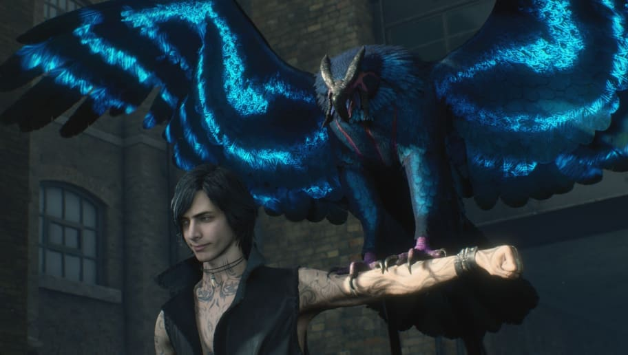 Devil May Cry 5 Griffon: Who is Griffon? | dbltap