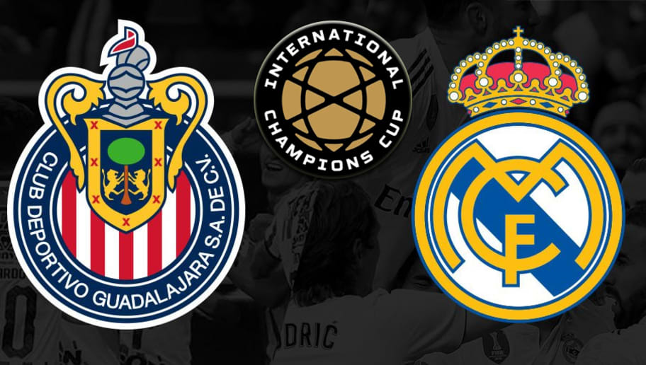 Chivas International Champions Cup Calendario.Asi Sera La International Champions Cup El Trofeo Donde