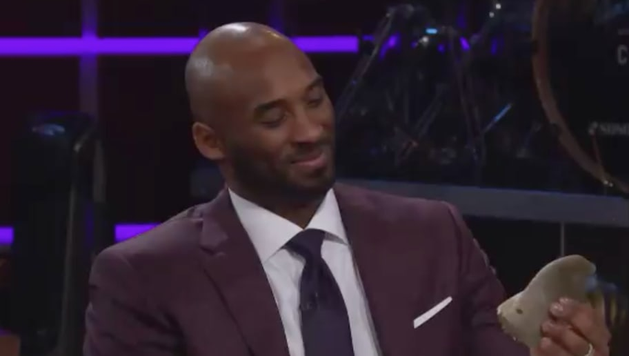 1076ea40 VIDEO: Kobe Bryant Boldly Ranks Himself Ahead of MJ and LeBron | 12up