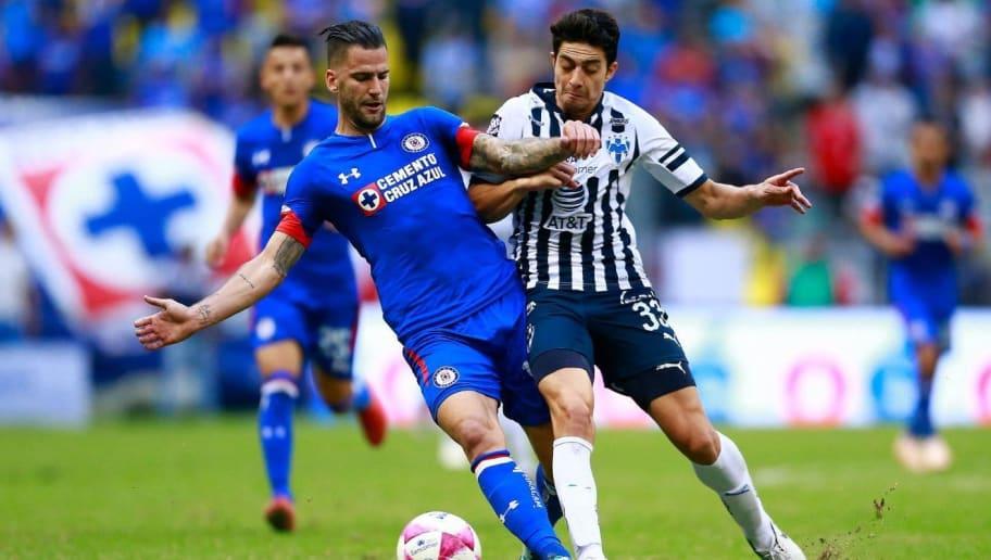 3b19e2013fc27 Monterrey vs Cruz Azul