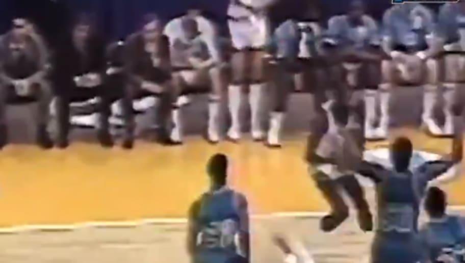 055fd1fc10f VIDEO: Celebrating the Anniversary of Michael Jordan's National Title Game- Winner for UNC