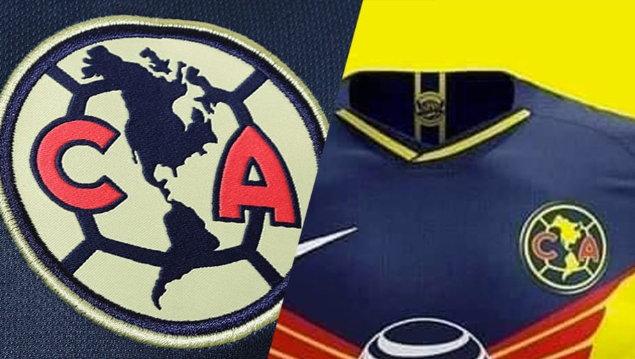 33a32e4be Se filtra el que sería el uniforme del América para la temporada 2019-2020