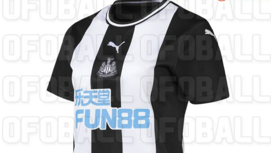 02d93a233bf Newcastle United's Kit for 2019/20 Season Leaks Online But Magpies Fans  Aren't Happy