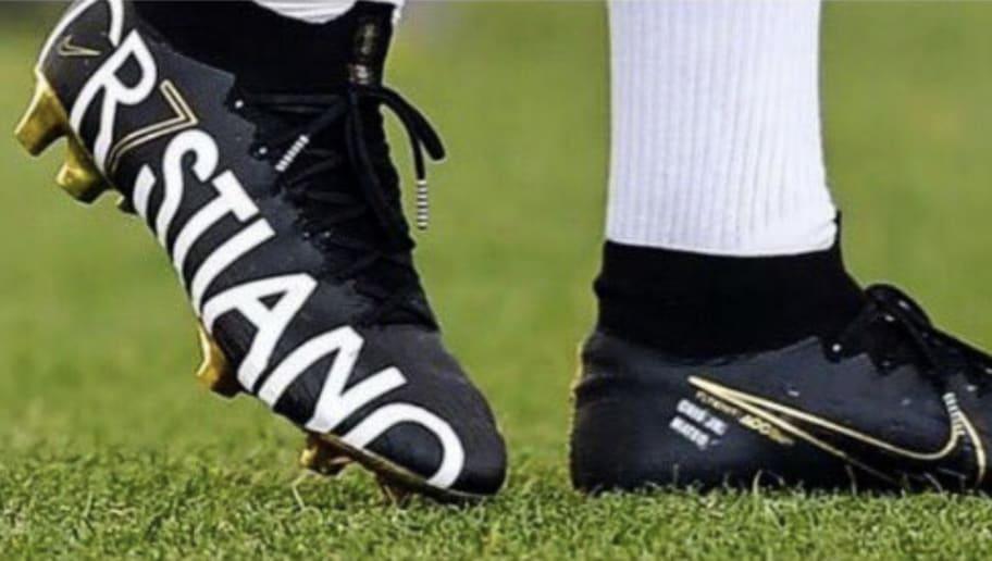 volume grande ampia selezione vendita calda online Ecco CR7STIANO, le nuove scarpe di Cristiano Ronaldo in ...