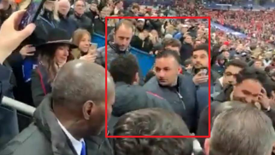 VIDÉO : Neymar frappe un supporter rennais après Rennes-PSG
