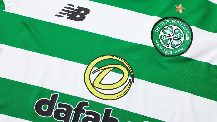 70ed9b00ae7 Celtic Launch New Balance 2019 20 Home Kit Inspired by Club s First Ever  Shirt in 1888
