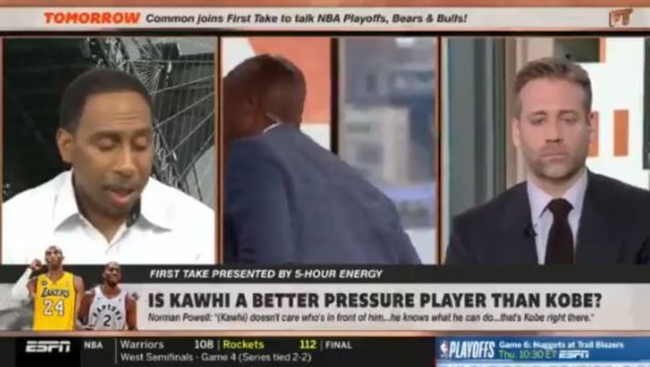 VIDEO: Jay Williams Walks Off ESPN Set After Max Kellerman