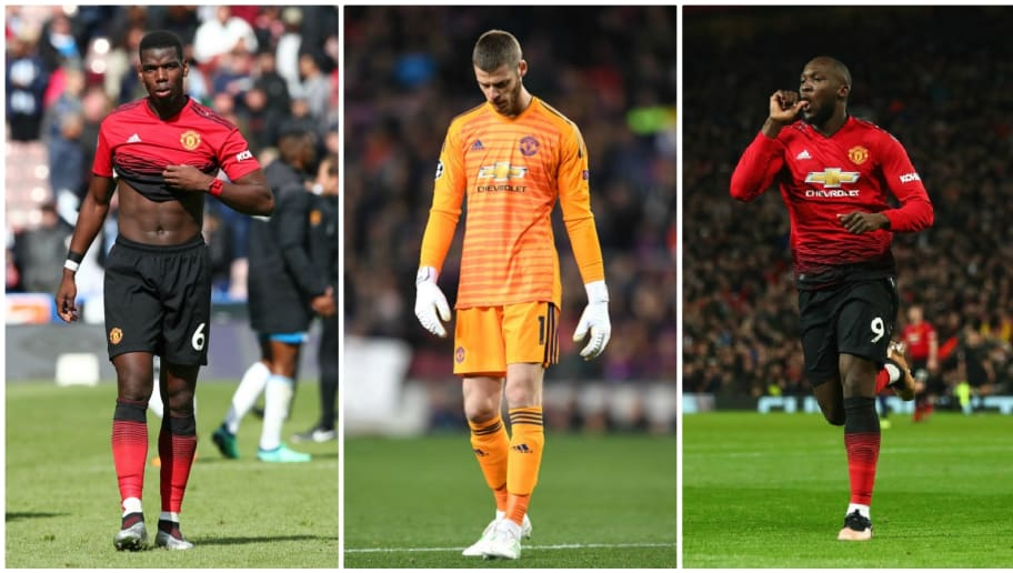 Man Utd Transfers: Deciding Which Players to Keep & Sell