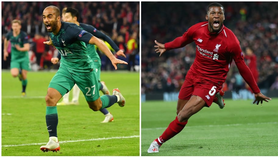 Champions League Final - Tottenham vs Liverpool: Where to Watch