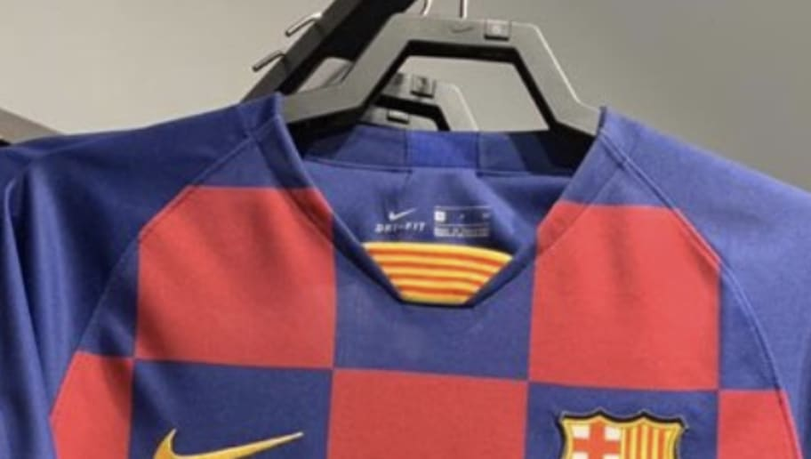 newest collection a495c 183a5 Barcelona Kit 2019/20: Images of 'Revolutionary' New Strip ...