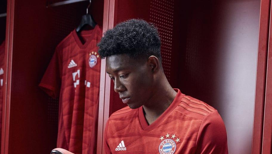 sale retailer e8d91 fc3b7 Bayern Munich Launch New Home Kit for 2019/20 Season | 90min