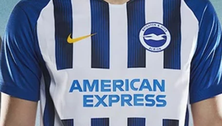 cea226da9 Brighton Home and Away Kits 2019 20  Seagulls Release New Strips for Next  Season