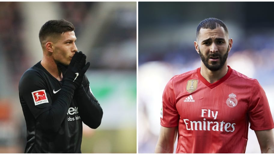 Luka Jovic or Karim Benzema: Assessing Who Should Lead the Line for