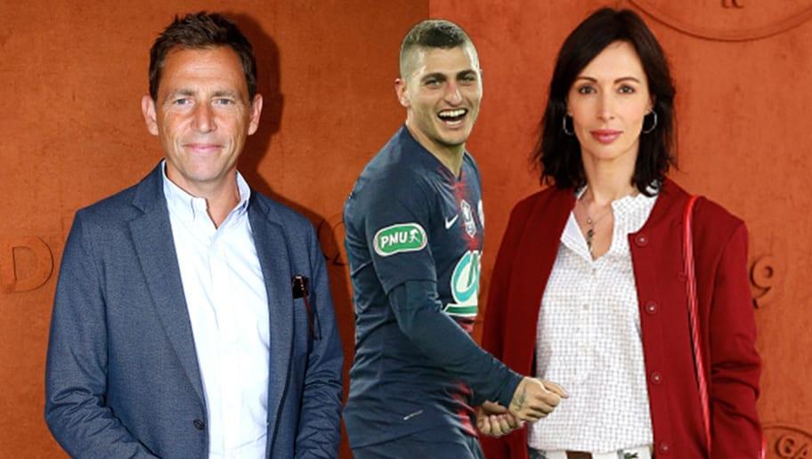 Marco Verratti Like Des Commentaires Trashs Sur Daniel Riolo Et Geraldine Maillet 90min