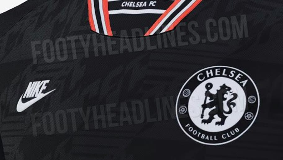 sports shoes ff4f8 4b2f7 Chelsea Kit Leak: Images Emerge Online of Incredible New 3rd ...