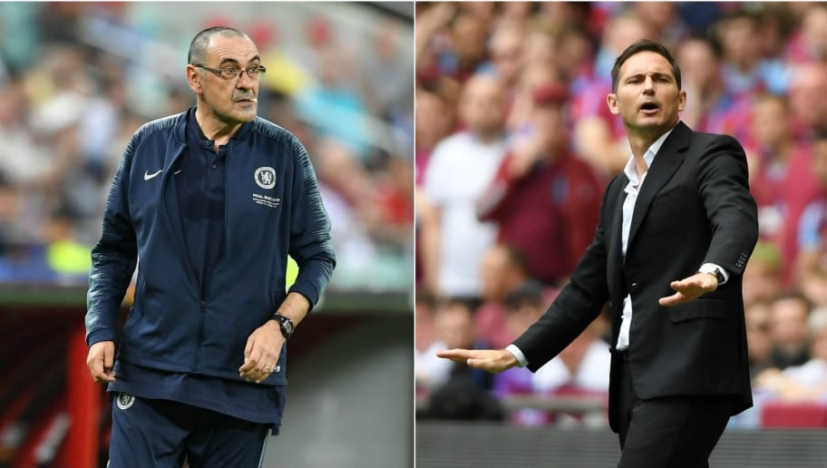 Maurizio Sarri: Twitter Reacts as Chelsea Manager Officially Leaves for Juventus