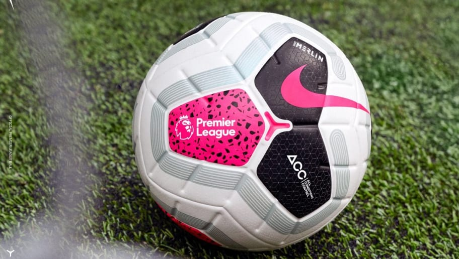 Nike Unveils New 'Merlin' Ball Exclusive to Premier League for 2019/20 Season