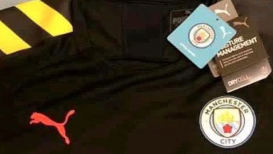 Man City Away Kit 2019/20: New Leak Shows Strip Which Pays Tribute to Haçienda Nightclub