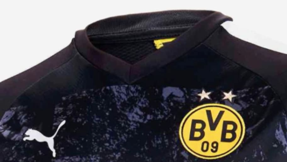 Borussia Dortmund 2019 20 Away Kit Sleek Bvb Shirt Leaked Online Ht Media