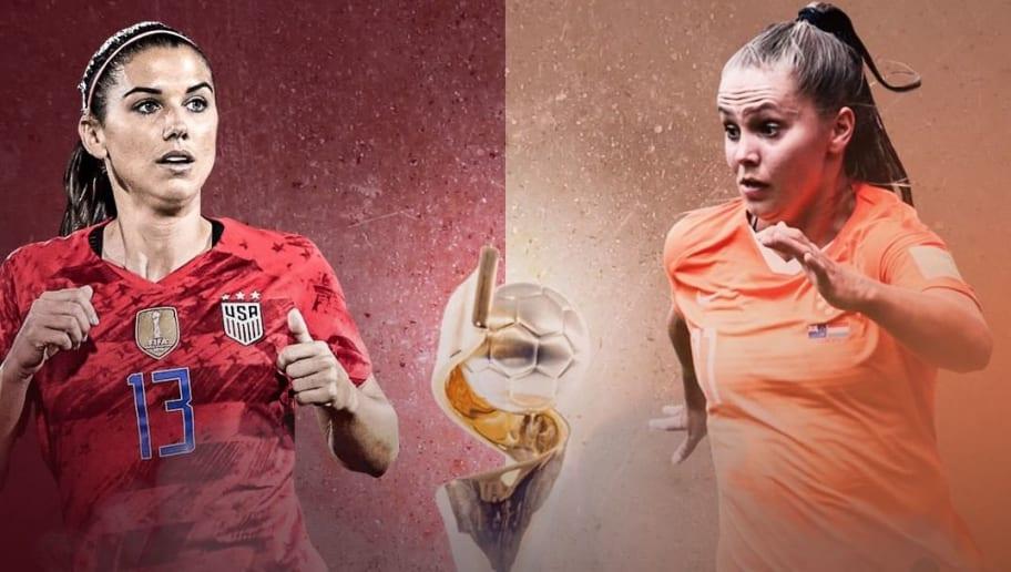 Finale de la Coupe du Monde Féminine : USA vs Pays Bas, les compositions officielles