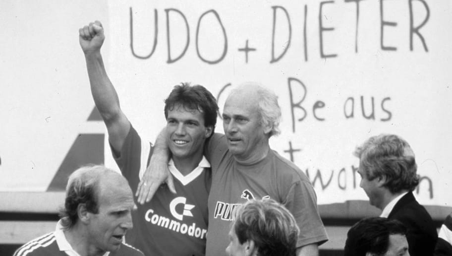 Udo Lattek: The Inspirational Leader's All-Time Best XI