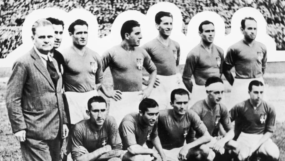Vittorio Pozzo: Il Vecchio Maestro's All-Time Best XI