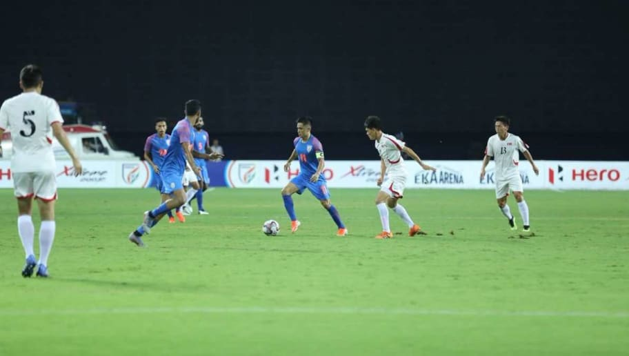 DPR Korea Beat India 5-2 to Virtually End Hopes of Progress