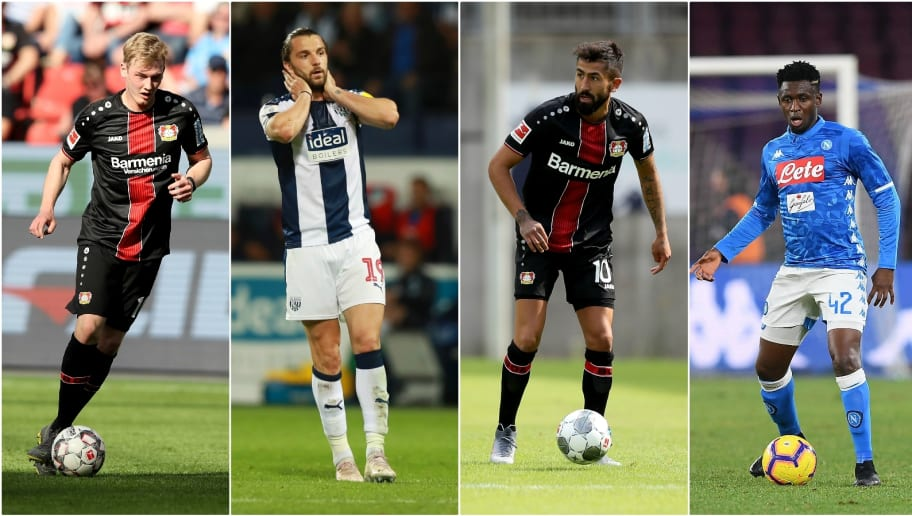 Transfer Window: 10 Best Under the Radar Deals of the 2019 Summer So Far