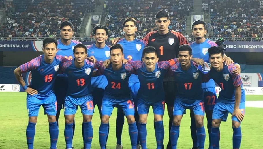 India Drawn With Asian Champions Qatar and Oman in 2022 FIFA World Cup Qualifiers