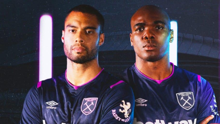 West Ham Kit: Hammers Release Swish New Third Strip Ahead of 2019/20 Season