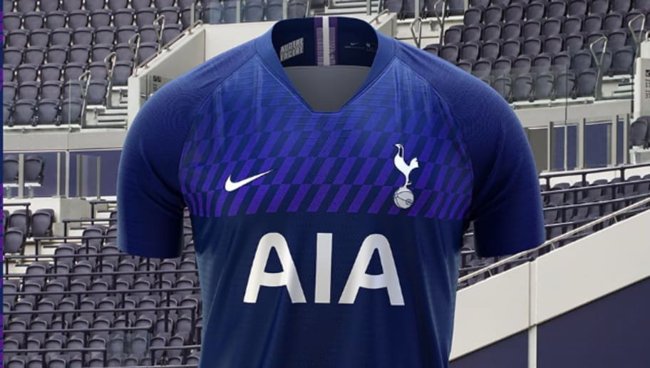 huge selection of d2660 864b4 Tottenham Away Kit 2019/20: Spurs Unveil Classy Jersey Ahead ...