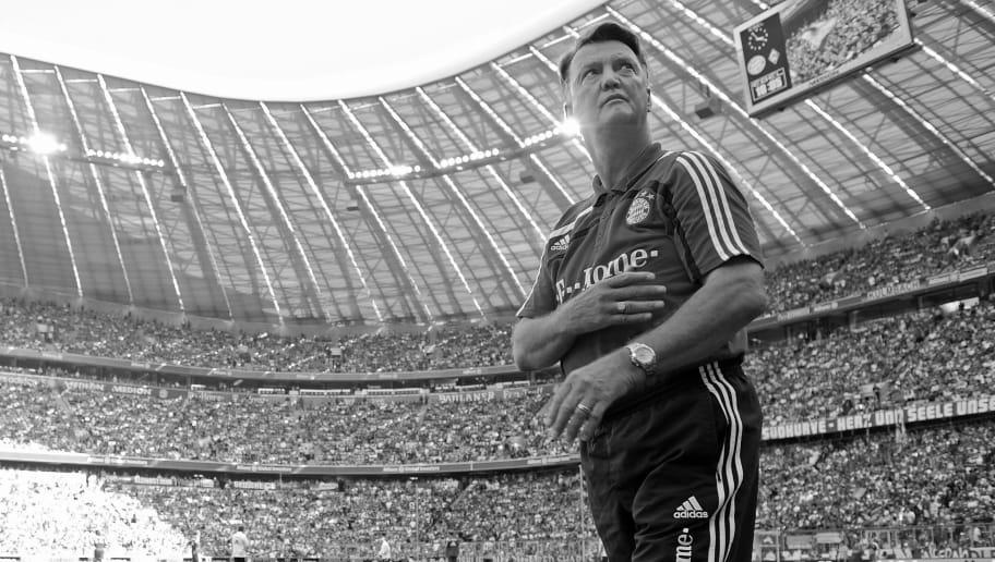 Louis van Gaal: The Mercurial & Enigmatic Dutch Master's All-Time Best XI