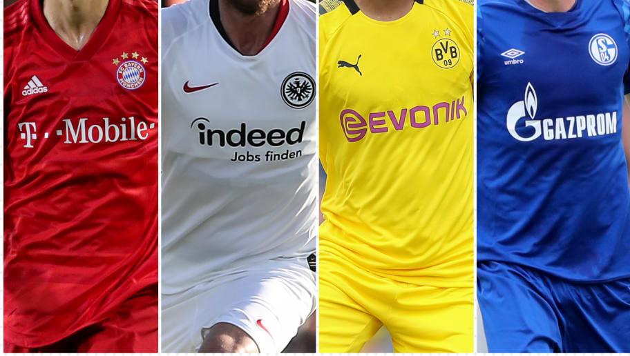 Die Trikotpreise der Bundesliga-Klubs im Überblick