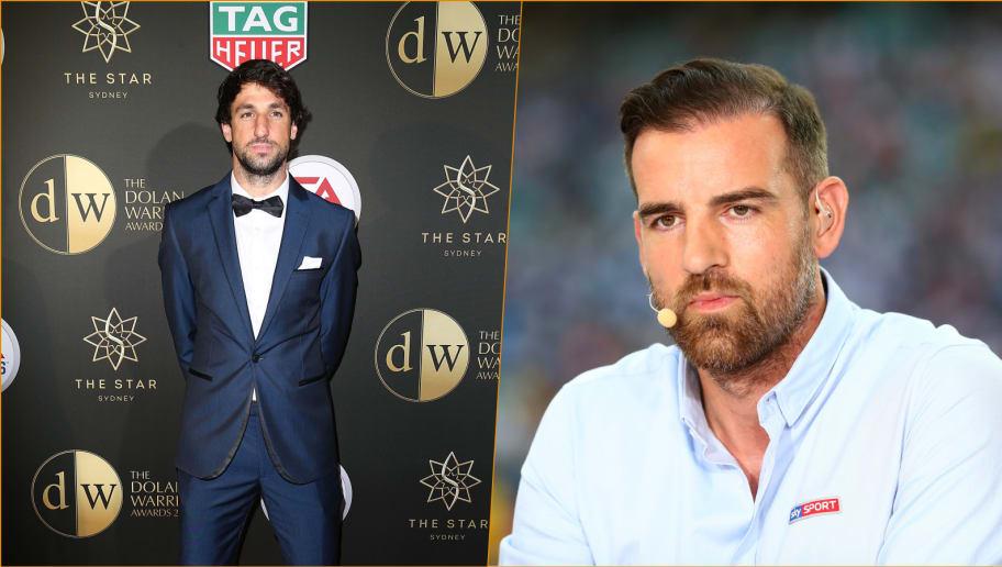 Em 2020 Dfb Pokal Thomas Broich Und Christoph Metzelder
