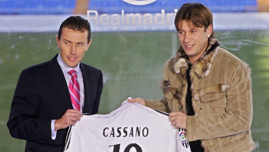 Non solo Bennacer: da Ronaldo a Cassano, i 10 look più stravaganti degli  ultimi anni! | 90min