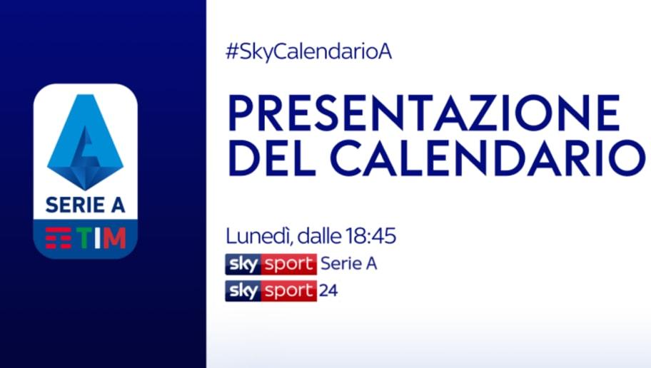 Calendario Oggi Serie A.Serie A Si Parte Oggi Il Sorteggio Del Calendario Tutti I