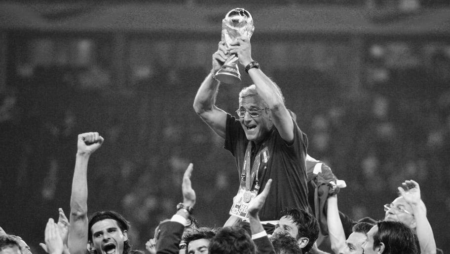 Marcello Lippi: Montecristo Cigars, Neapolitan Dreams, Scuddeti in Turin & Gli Azzurri's World Cup