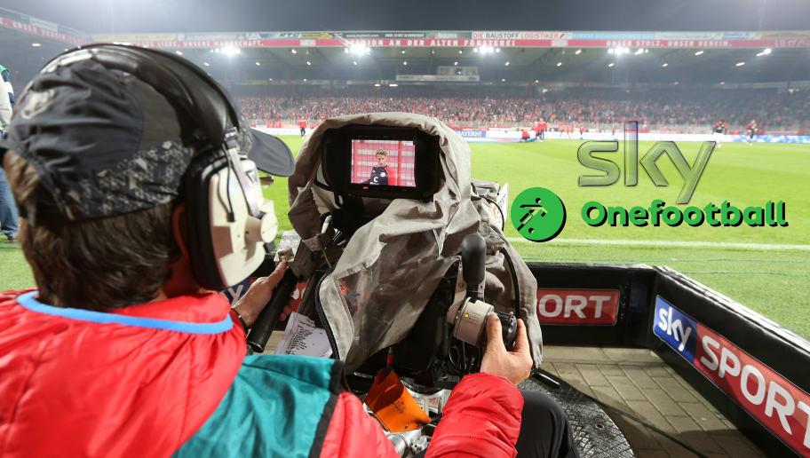 Kooperation mit Sky: Onefootball zeigt Einzelspiele der 2. Liga und DFB-Pokal live
