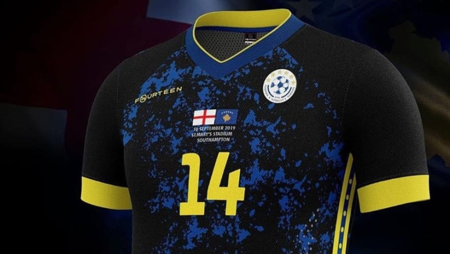 Iceland 2020 World Cup Jersey.Kosovo To Wear Special Edition Kit For Euro 2020 Qualifier