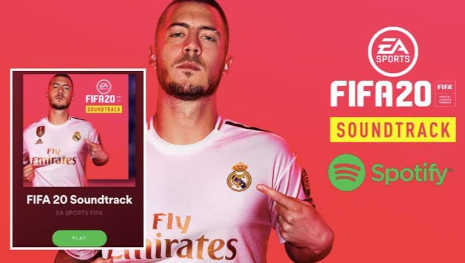 FIFA 20's Soundtracks Have Been Released on Spotify and the List is Pretty Incredible