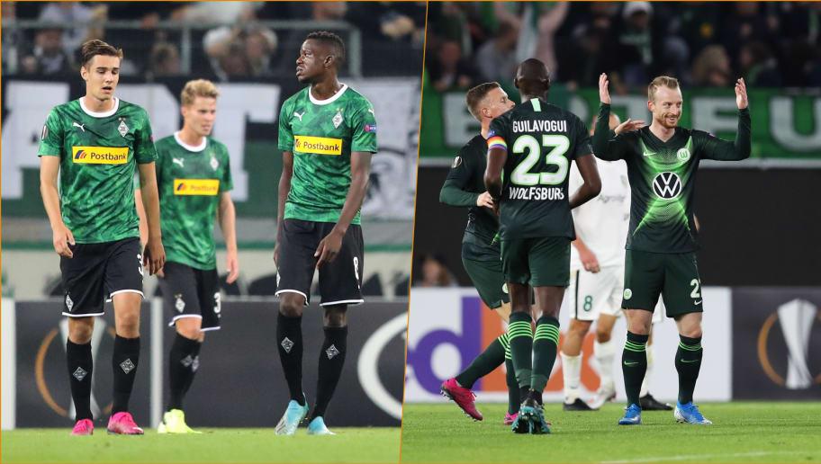 Europa League: Gladbach blamiert sich historisch - Wolfsburg siegt souverän