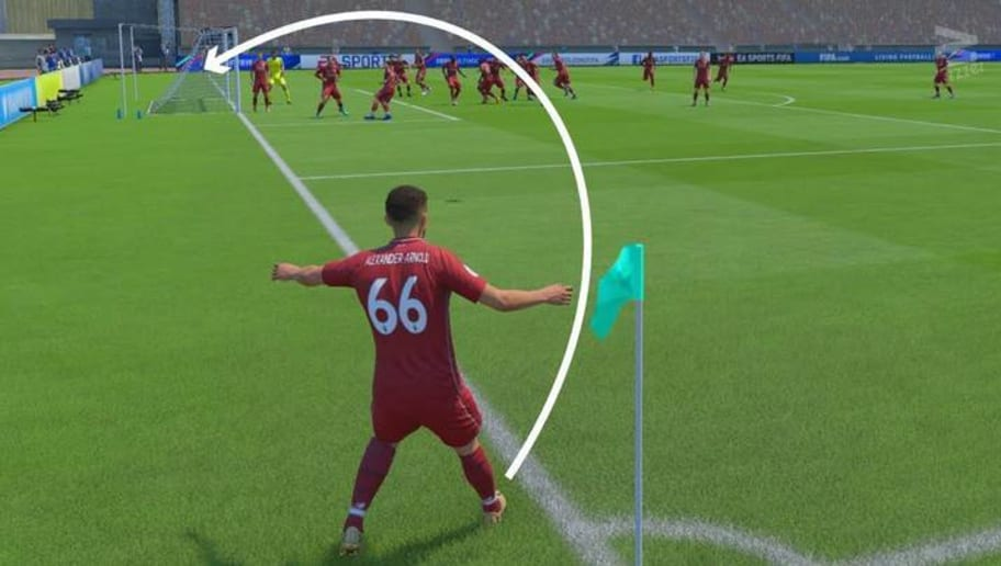 Youtuber Reveals How Easy It Is to Score Directly From a Corner Kick on FIFA 20