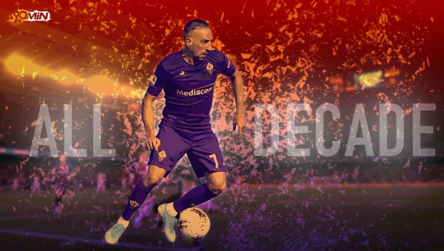 Franck Ribéry: Als Bayern endlich wieder einen König hatte